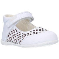 Chaussures Fille Ballerines / babies Pablosky 001400 blanc