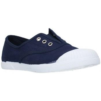 Chaussures Fille Baskets basses Batilas 87701 Niña Azul marino bleu