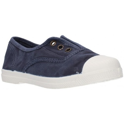 Chaussures Garçon Baskets basses Natural World LONAS NIÑOS - bleu