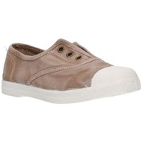 Chaussures Garçon Baskets basses Natural World 470E beige