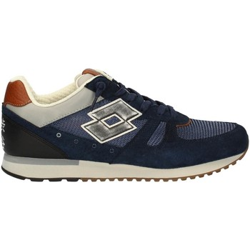 Lotto Chaussures S7921 Sneakers Man Bleu Lotto HsExuqV