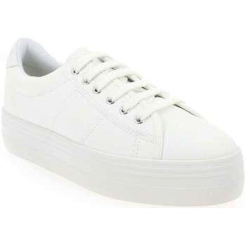 Chaussures Femme Baskets mode No Name Sneakers Canvas BLANC blanc