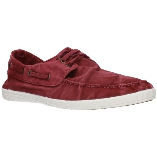 Chaussures Homme Baskets basses Natural World lonas hombre - rouge