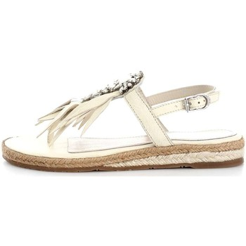 Chaussures Femme Espadrilles Apepazza VLE10 Tongs sandales Femme White White