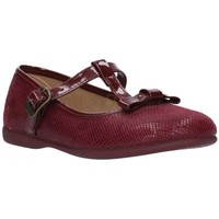 Chaussures Fille Ballerines / babies V-n 11477CH rouge