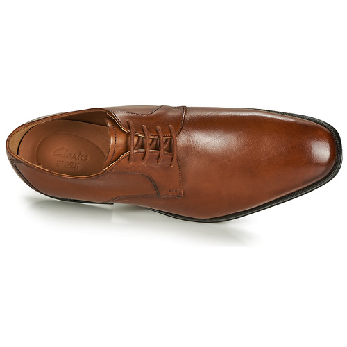 Chaussures Lace Marron Homme Clarks Derbies Gilman dxQrCBtsh