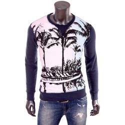 Vêtements Homme T-shirts manches longues Pull-in homme - T-shirt   Over 3661279556055