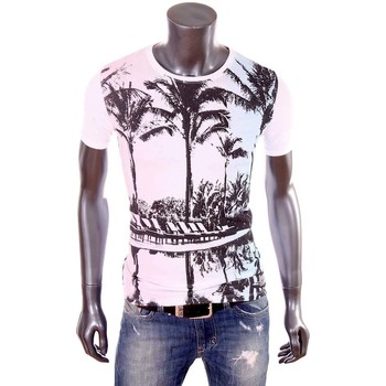 Vêtements Homme T-shirts manches courtes Pull-in homme - T-shirt   Over 3661279557151