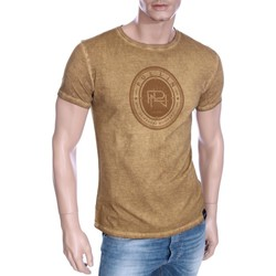Vêtements Homme T-shirts manches courtes Pull-in Short sleeve t-shirt Khaki Corpo  Man 3661279649092