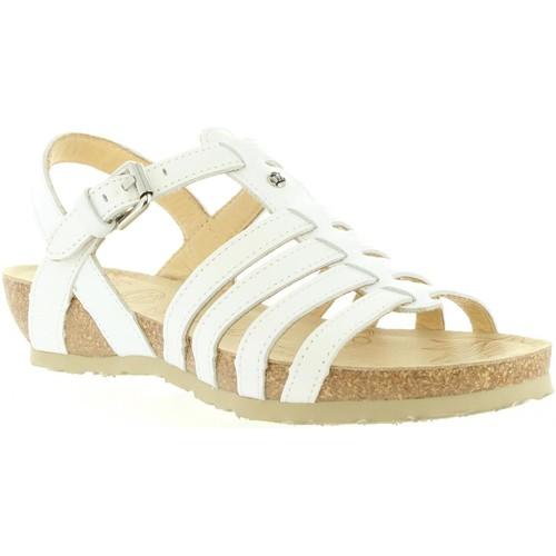 Chaussures Femme Sandales et Nu-pieds Panama Jack DUNA BASICS B4 Blanco