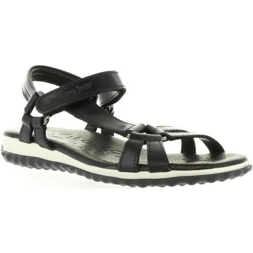 Chaussures Femme Sandales et Nu-pieds Panama Jack CARIBEL BW B1 Negro