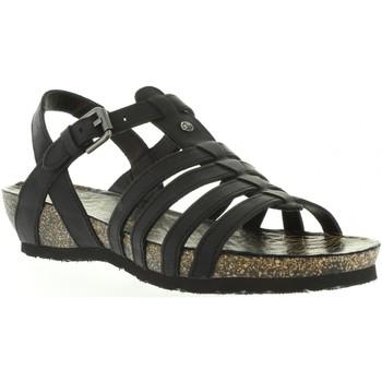 Chaussures Femme Sandales et Nu-pieds Panama Jack DUNA BASICS B1 Negro