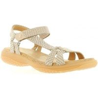 Chaussures Femme Sandales et Nu-pieds Panama Jack NEUS SNAKE B5 Rosa