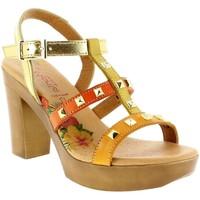 Chaussures Femme Sandales et Nu-pieds Marila 6035 multicolore