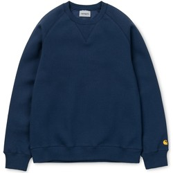Vêtements Homme Sweats Carhartt Chase Sweat Bleu