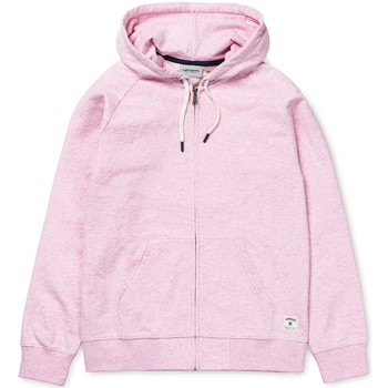 Vêtements Homme Sweats Carhartt Hooded Holbrook LT Jacket Rose