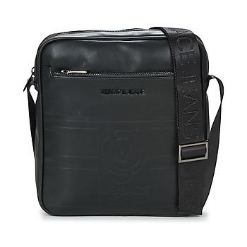 Sacs Homme Pochettes / Sacoches Versace Jeans ELOUHO Noir