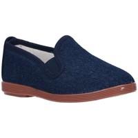Chaussures Garçon Baskets mode Potomac 295 (N) bleu