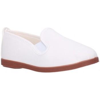 Chaussures Garçon Baskets mode Potomac 295 (N) blanc
