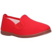 Chaussures Garçon Ballerines / babies Potomac 295 (N) rouge