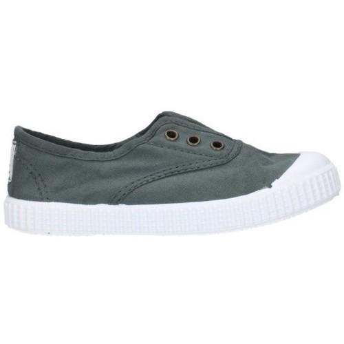 Chaussures Garçon Baskets mode Potomac LONAS NIÑOS - gris