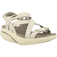 Chaussures Femme Sandales et Nu-pieds Mbt Physiological Footwear  Blanc