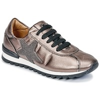 Chaussures Fille Baskets basses Unisa DONYA Bronze