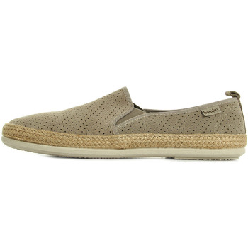Chaussures Homme Espadrilles Bamba 200106TAUPE beige