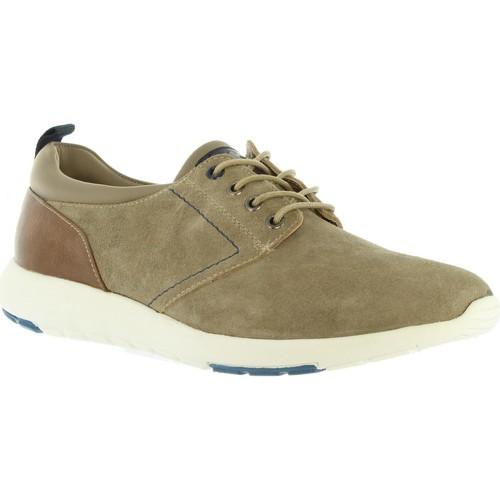 Chaussures Homme Ville basse Xti 46416 Beige