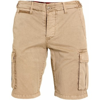 Vêtements Shorts / Bermudas Harrington CARGO SHORT  BEIGE BEIGE