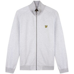 Vêtements Sweats Lyle & Scott SWEAT ZIPPE LYLE&SCOTT FUNNEL GRIS GRIS