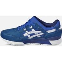 Chaussures Baskets mode Asics CHAUSSURES  GEL LYTE III H7K4Y-4501 BLEU