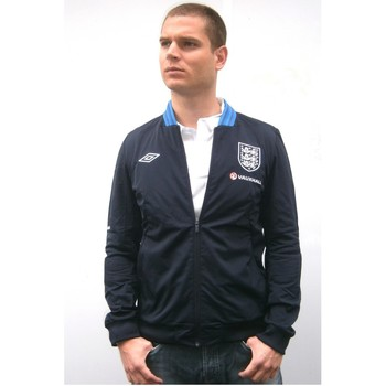 Vêtements Blousons Umbro VESTE   MEDIA JACKET BLEU
