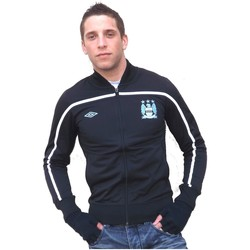 Vêtements Blousons Umbro TRACK JACKET  MANCHESTER CITY BLEU