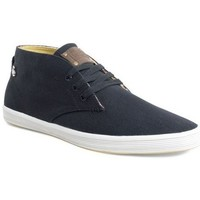 Chaussures Baskets mode Base London CHAUSSURES  FISH 'N' CHIPS ROD NOIR NOIR