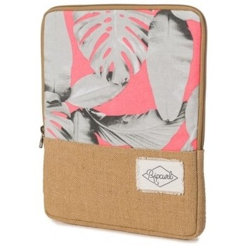 Sacs Femme Trousses Rip Curl Pochette  Miami Vibes Ipad Case New Origami Rose