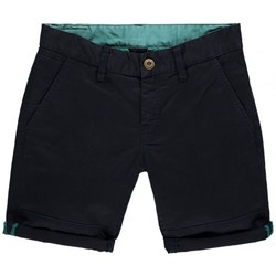 Vêtements Garçon Shorts / Bermudas O'neill Short  Lb Friday Night Chino - Ink Blue Bleu