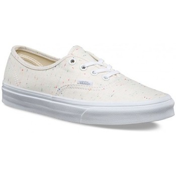 Chaussures Femme Baskets mode Vans Chaussures  U Authentic - Speckle Jersey / Cream / True White blanc