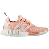 Chaussures Femme Running / trail adidas Originals NMD_R1 W / ORANGE Orange