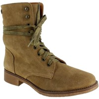 Chaussures Femme Bottines MTNG 57144 marron