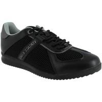 Chaussures Homme Baskets basses Versace e0ypbsb2 noir
