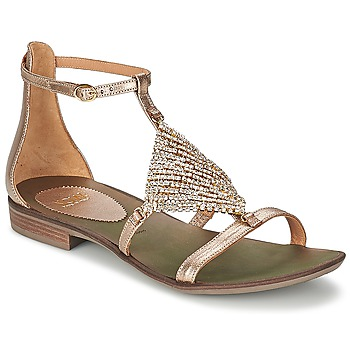 Chaussures Femme Sandales et Nu-pieds Now BRENTA Champagne