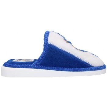 Chaussures Garçon Chaussons Andinas 790-90 Niño Blanco blanc