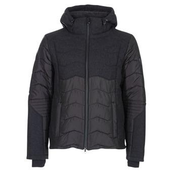 6dce670bef0e Vêtements Homme Doudounes Emporio Armani EA7 MOUNTAIN M TECH JACKET Noir