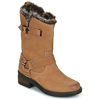Chaussures Femme Boots Superdry TEMPTER BOOT Marron