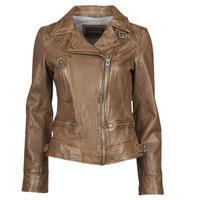 Vêtements Femme Vestes en cuir / synthétiques Oakwood 62065 Cognac