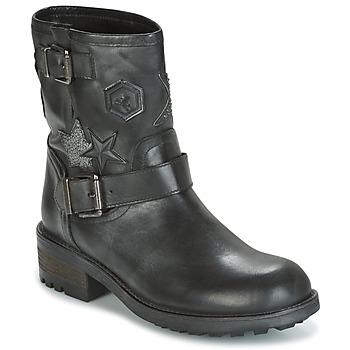 Chaussures Femme Boots Meline LIMONE Noir