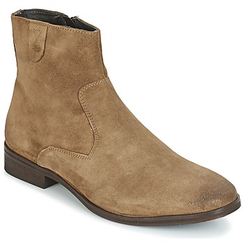 Chaussures Homme Boots Frank Wright EDISON Beige
