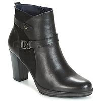 Chaussures Femme Bottines Dorking REINA Noir