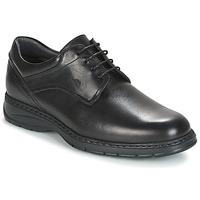 Chaussures Homme Derbies Fluchos CRONO Noir